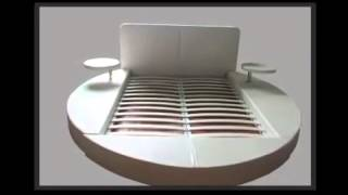 Best Product Oslo Round Bed King Size