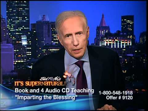 Bill Ligon on It's Supernatural with Sid Roth - Imparting Blessing