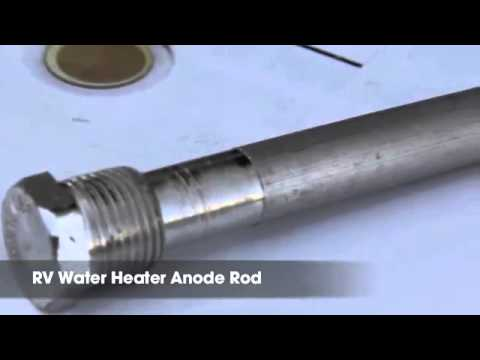 RV Water Heater Anode Rods