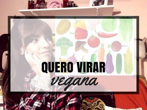 Quero virar vegana