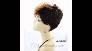 Vanessa Fifth Avenue Collection Synthetic Wig - Moby Sunset