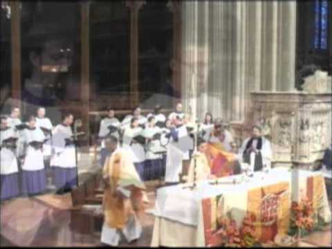 Love Divine, All Loves Excelling  National Episcopal Cathedral, October 9, 2010  Hymn Sung  All