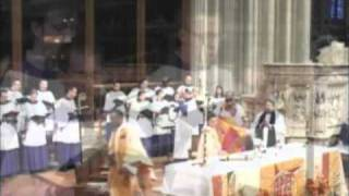 Love Divine, All Loves Excelling - National Episcopal Cathedral, October 9, 2010 - Hymn Sung by All