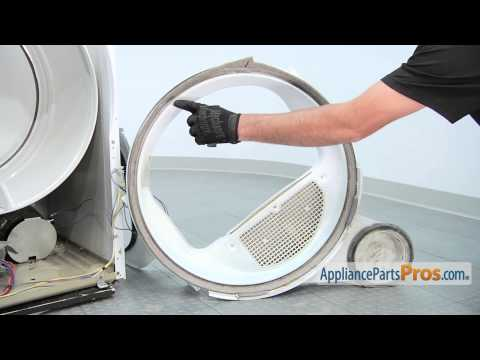 Rear Dryer Drum Felt Seal How To Replace Doovi