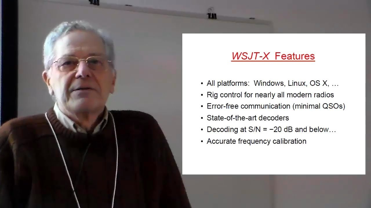 Download Work the World with WSJT-X - Dr. Joe Taylor