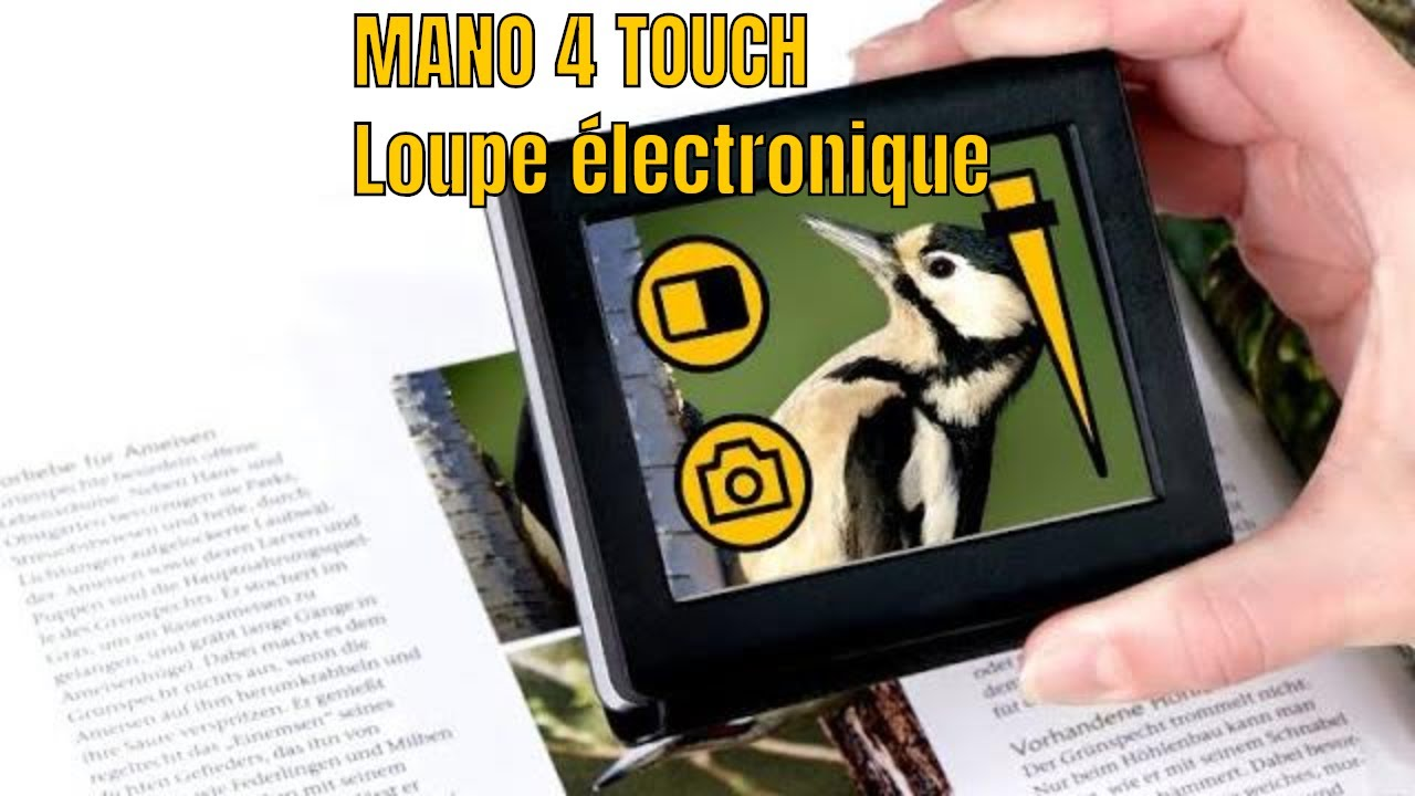 video MANO touch 4