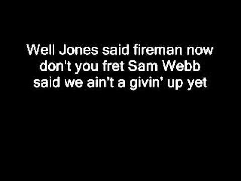 Johnny Cash - Casey Jones with lyrics