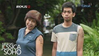 Kapuso Mo, Jessica Soho: Like mother, like son