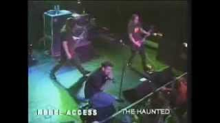"The Haunted ""The Drowning"" Live"