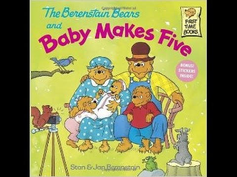 The Berenstain Bears - Baby Makes Five - Stan and Jan Berenstain - Children's Audiobook