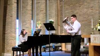 Allegro Spiritoso - Jean Baptiste Senaille, arr. Leonard Falcone