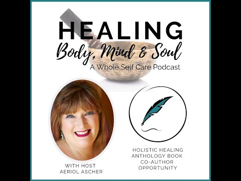 Holistic Healing Anthology Book Co-Author Opportunity