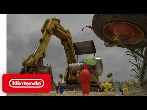 PIKMIN Short Movies - Occupational Hazards- Nintendo