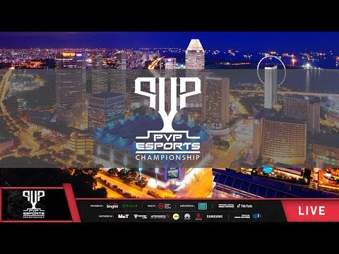 Dunia Games: PVP Esports Dota Live Day 2