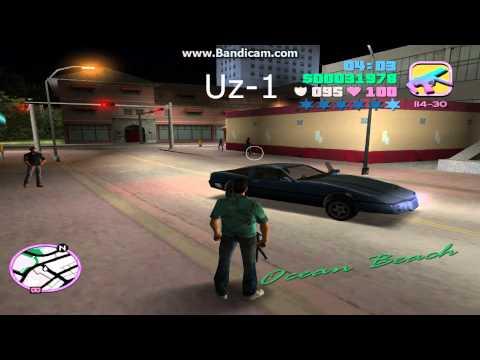 GTA Vice City - Ukryte Bronie / Hidden Weapons