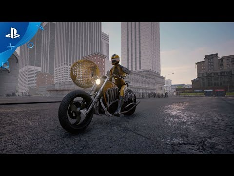 Road Rage - Launch Trailer   PS4