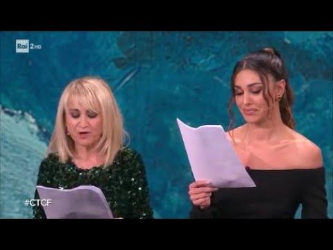 Luciana Littizzetto e Belen Rodriguez: letterina alla Befana - Che tempo che fa 22/12/2019