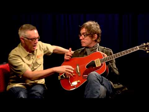 Cheap Trick's Tom Petersson on the Gretsch G5034TFT Rancher™