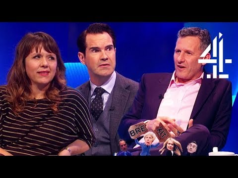 No Brexit an Option? And More Brexit News with Jimmy Carr & Kerry Godliman | The Last Leg