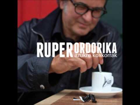 Ruper Ordorika - Emazurtz (cover Oskorri)