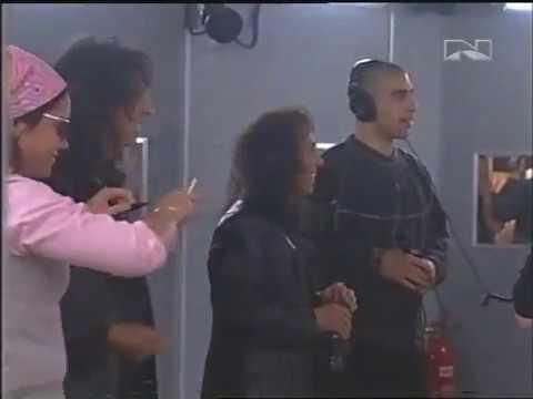Alice Cooper  Dio on 'Big brother 2001' Norwegian TV Part 2:2