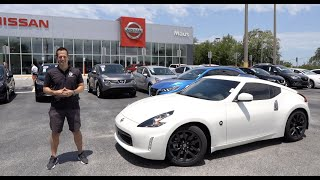 Is the 2020 Nissan 370Z a BETTER sports car than the Subaru BRZ & Toyota 86?