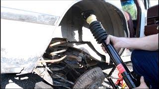 1997 LeSabre Rear Shock Replacement
