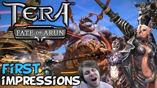 "TERA Online First Impressions ""Is It Worth Playing?"""