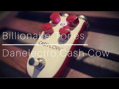 Billionaire Tones? | Danelectro Cash Cow