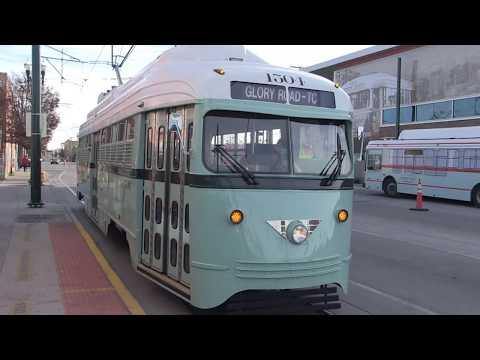Living Here - El Paso, Sun Metro Streetcars