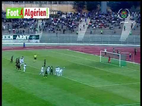 Ligue 1 Algérie (5e journée) : CS Constantine 4 - DRB Tadjenant 2 (les buts)
