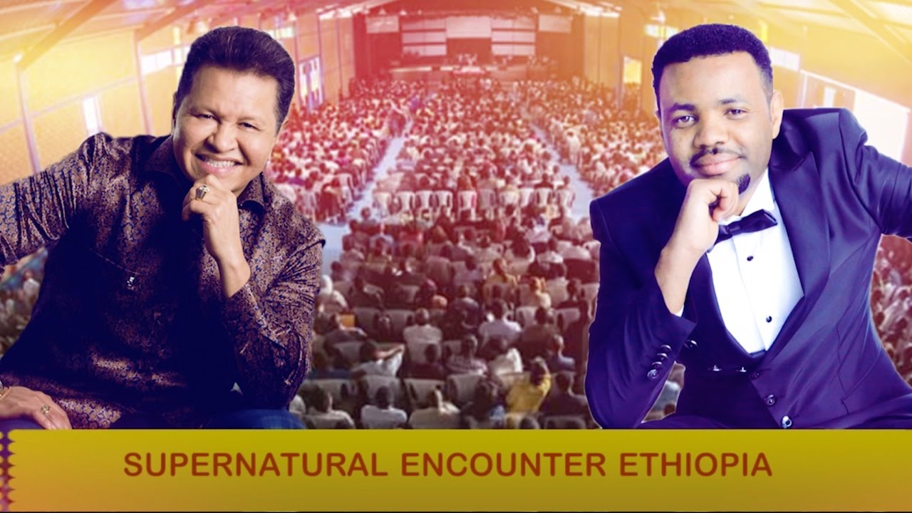 "Supernatural Encounter Ethiopia Pastors Conference ""Man Of God Tamrat  Tarekegn CJ TV"