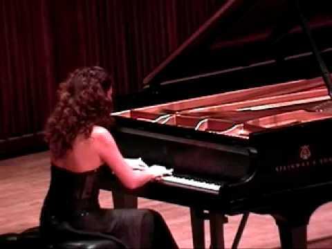 Cristiana Pegoraro plays Beethoven