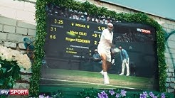 Sky Wimbledon Championships Trailer