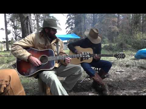 Ryan Bingham - Wishing Well - at the campfire #1