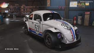 Need for Speed Payback - VW Beetle Drag Super Build