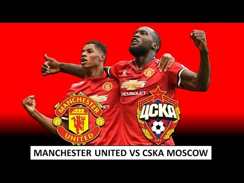MANCHESTER UNITED 2-1 CSKA MOSCOW LIVE REVIEW