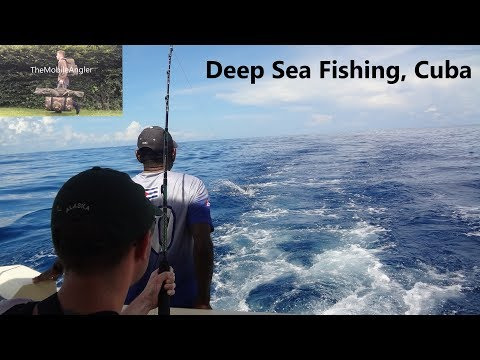 Deep Sea Fishing, Cuba Ep.18