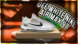 OFF WHITE NIKE AIR MAX 97 REVIEW