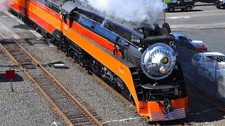 Portland Oregon Trains