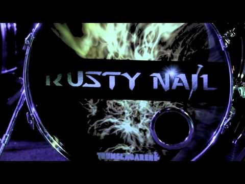 RUSTY NAIL Light the Fuse (OFFICIAL MUSIC VIDEO)