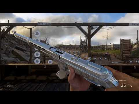 Call of Duty WWII Chrome camo unlocked