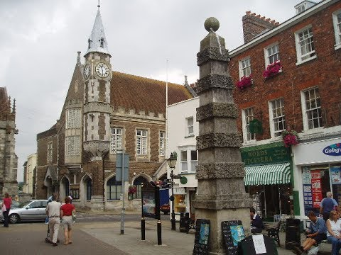 Places to see in ( Dorchester - UK )