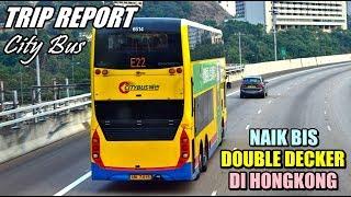TRIP & TIPS - Cara MURAH dari Bandara Hongkong ke Tsim Sha Tsui, naik BIS TINGKAT A21 Salah Satunya