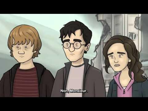 Comment ça aurait dû finir : Harry Potter