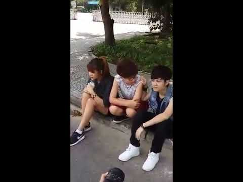 Phim TRÁI CẤM - Hậu trường cảnh Reen tỏ tình với Linh Nhi hụt