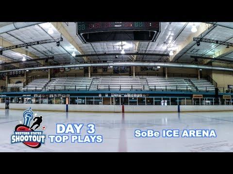 2018 Wshl Showcase Highlights Sobe Ice Arena Day 3 Youtube