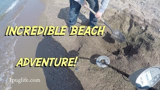 Digging At The Beach! You Will Never Guess What We Found!!