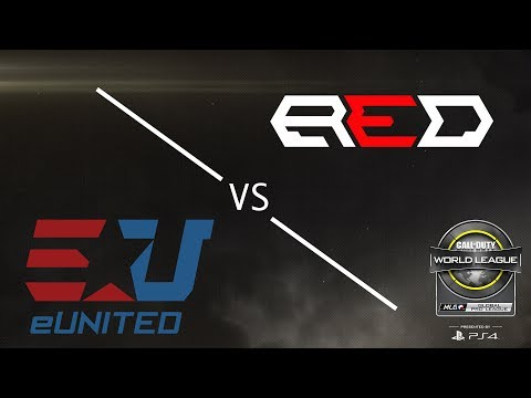 eUnited vs Red Reserve - CWL Global Pro League Stage 2 - Week 3 - Group Yellow - Day 3