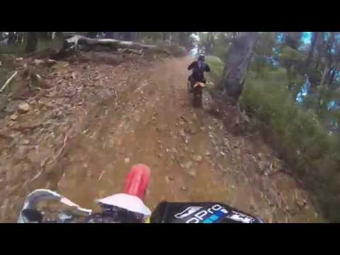 Australia Day Bright Trail Ride Vic. | GoPro |